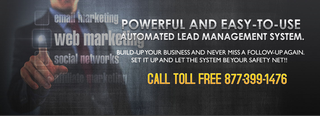 LeadMarketer.com  Emaill and lead marketing site with Listing Syndication